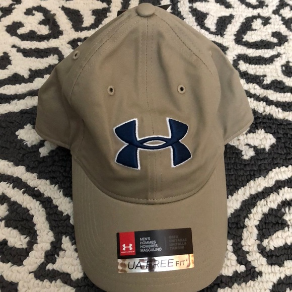 322502e2ab6 Under Armour men s one size fits all hat